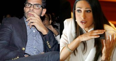 Karisma Kapoor divorced Sunjay Kapur