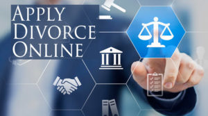 apply online divorce in india